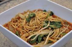 Kimchi Ramen #ramen #recipe #food #noodles #kimchi
