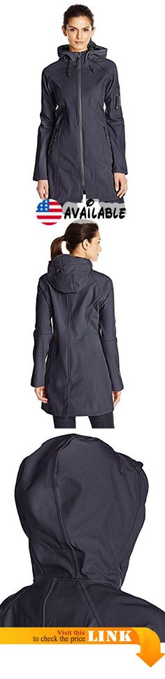 B00JZFO0F2 : ILSE JACOBSEN Women's Tall-Plus-Size Rain 37 Outerwear Indigo 48. Hooded zip-front rain jacket featuring Teflon by DuPont membrane and fleece lining. Zippered pockets at waist and sleeve. Princess seaming #Apparel #OUTERWEAR
