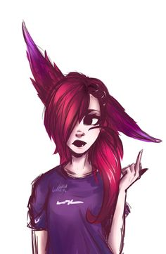 Xayah by LunaWally, League of Arts, League of … - League of Legends League Of Legends Eu, Rakan League Of Legends, League Of Legends Characters, Female Characters, Liga Legend, League Memes, The Legend Of Heroes, Wolf, Mobile Legends