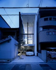 House in Showa-cho / Fujiwaramuro Architects