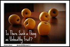 """You know that healthy weight loss comes as a result of regular exercise and a diet filled with plenty of fruits and vegetables. But is anything with the word """"fruit"""" or that contains one fruit or another a valid way to meet your fruit quota? No. Here's proof."""