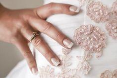 Unhas decoradas para noivas - Site de Beleza e Moda