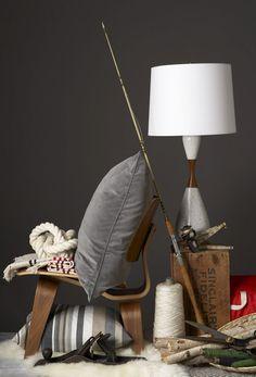 Fade to Grey~ Modern + Nautical, still life styled by Allegra Colletti Nautical Style, Nautical Fashion, Navy Marine, Still Life, Grey, Modern, Design, Home Decor, Gray
