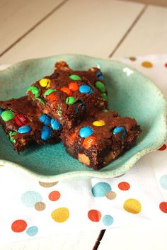 Get rid of all that extra Halloween candy while serving your guests a fabulous dessert...Leftover Halloween Candy Brownies!