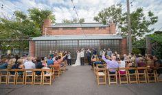 Blanc Denver Wedding a Ceremony