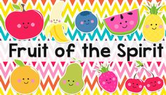 Fruit of the Spirit Song - Starskills I did this for my assembly with my class and it was a HUGE hit!