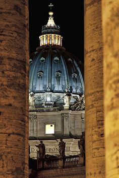 Rzym - Bazylika św. Piotra / St Peter's Basilica, Vatican City