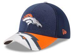 premium selection bcd9d dfaa8 Denver Broncos New Era 2017 NFL Draft 39THIRTY Cap
