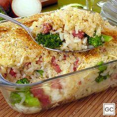 Rice Recipes, Chicken Recipes, Recipies, Pasta Das, Red Rice Recipe, Portuguese Recipes, Yams, Carne, Potato Salad