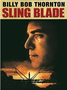 Sling Blade Stars one of my favorite music artists, Dwight Yoakam. Thanks to his honest-to-goodness hillbilly roots,Yoakam has managed to meld honky tonk with rock without diluting either and create something wholly unique. I love him like a sonofabitch. Great Films, Good Movies, Movies Showing, Movies And Tv Shows, Blade Movie, Arizona, Movies Worth Watching, See Movie, About Time Movie