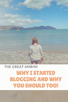 This is a description of why I started my blog and why blog. I think there are so many reasons why you should blog, but I summarised my personal reasons and the best things about it.