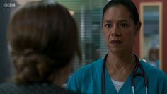 Elle Gardner - Jaye Griffiths 31.8 Bbc Casualty, Actresses, Female Actresses