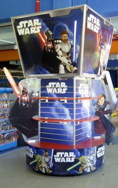isla Star Wars - Transformers Hasbro - Cebra Pilar