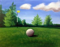 Golf | Creatively Uncorked | http://creativelyuncorked.com