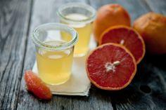 Pompelmocello:  Grapefruit, spiked - YUM via @Shaina Olmanson