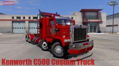 Kenworth C500 Custom Truck | American Truck Simulator