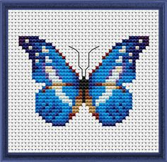 Brilliant Cross Stitch Embroidery Tips Ideas. Mesmerizing Cross Stitch Embroidery Tips Ideas. Cross Stitching, Cross Stitch Embroidery, Embroidery Patterns, Hand Embroidery, Funny Cross Stitch Patterns, Cross Stitch Charts, Cross Stitch Designs, Butterfly Cross Stitch, Cross Stitch Animals
