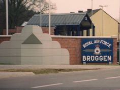 RAF Bruggen Germany. I lived here from Apr '98 to Feb '02 The Army took over when the RAF left, hence the name change