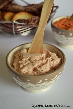 Rillettes jambon-moutarde