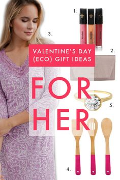 #Ecofriendly #Valentine's Day Gift Ideas for Him & Her – from LNBF - Leave Nothing But Footprints