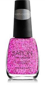 Sation Miss & Make-Up Multi-Glitter Nail Polish 3024