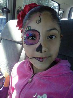 Makeup Sugar skull ♥