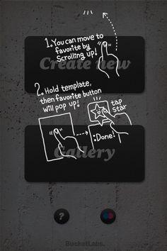Tablet app design tutorial — 1