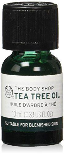 The Body Shop Tea Tree Oil 0.33 Fluid Ounce
