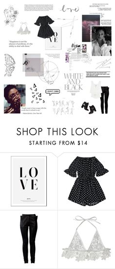 """It's enough just to make you feel crazy, crazy, crazy"" by flowersforalice ❤ liked on Polyvore featuring Gareth Pugh, Dollhouse, BOBBY, Pierre Hardy and Nika"