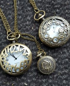 Taschenuhr Halskette Formaflori Vintage Watches, Pocket Watch, Germany, Accessories, Fashion, Pocket Watch Necklace, Pocket Watches, Moda, Antique Watches