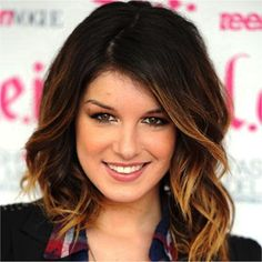 Maybe a future hair style. #ombre #short #cute exactly what i want