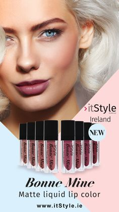 Matte Lips, Lip Colors, Ireland, Collections, Style, Lipstick Colors, Lip Colour, Irish