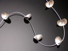 Inni Pärnänen, Finland, has designed this beautiful necklace.