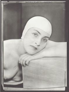 Man Ray- Meret Oppenheim, vers 1932✖️More Pins Like This One At FOSTERGINGER @ Pinterest✖️
