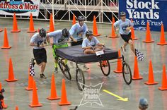 The Great Bed Races