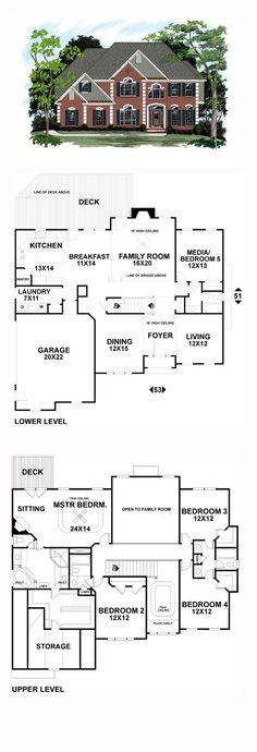 1000 images about colonial house plans on pinterest for Coolhouseplans com