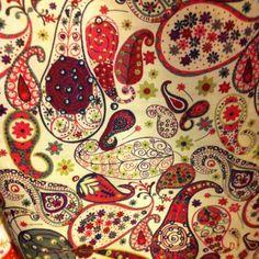 Paisley pattern?