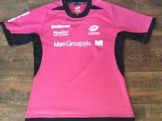 970243c3ac8 2007 2008 Saracens Limited Edition Charity Rugby Union Shirt Adults Large Rugby  Shirts, Charity