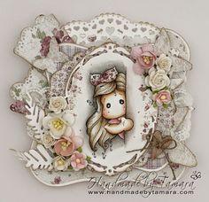 Handmade by Tamara: Something sweet