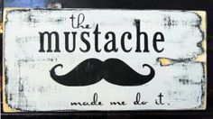 """This would be great for the farm one day.  Gpa Bob is """"the mustache""""."""