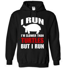 I Run T-Shirts, Hoodies. VIEW DETAIL ==► https://www.sunfrog.com/Sports/I-Run-1238-Black-19068121-Hoodie.html?id=41382