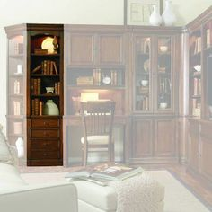 Hooker Furniture Cherry Creek 22 in. Wall Storage Cabinet - 258-70-444, Durable