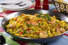 All-in-One Paella | mrfood.com