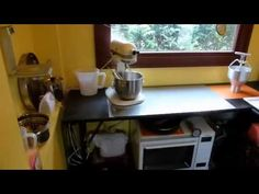 ▶ Tiny home tour, mobile home in Germany - YouTube