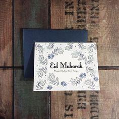 Eid Mubarak greeting cards #grensipapergoods Eid Greeting Cards, Eid Mubarak Greeting Cards, Eid Cards, Ramadan Greetings, Eid Mubarak Greetings, Happy Eid Mubarak, Eid Hampers, Eid Card Designs, Eid Stickers