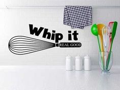 Picture of Whip it Real Good Wall Art