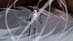 Kaze no stigma | Kazuma- i have a whole new respect for wind powers now...