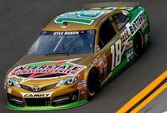 Kyle Busch - Daytona International Speedway: Day 1