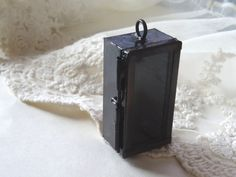 1- Rectangle Shadow Box Pendant Glass Locket Pendants Antique Bronze Shadow Box Pendant Diy Jewelry Supplies Inv0159 by BuyDiy on Etsy