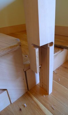 building a housed newel post
